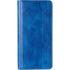Чехол книжка для Huawei P30 Lite Book Cover Leather Gelius New Синий