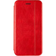 Чехол книжка для Huawei Nova 4 Book Cover Leather Gelius Красный