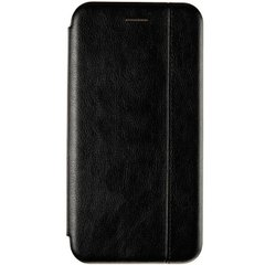 Чехол книжка для Huawei P30 Lite Book Cover Leather Gelius Черный