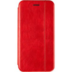 Чехол книжка для Huawei P30 Lite Book Cover Leather Gelius Красный
