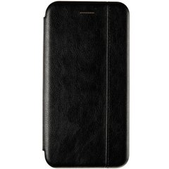Чехол книжка для Samsung Galaxy A01 (A015) Book Cover Leather Gelius Черный