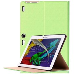 Чехол для Lenovo Tab 3 10.1 x70 Fashion case Зеленый