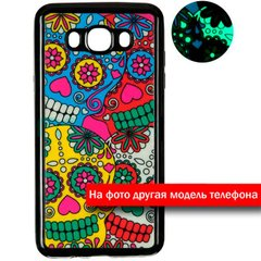 Чехол для Xiaomi Redmi Note 5a Remax Night Colorful Skull