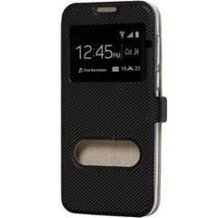 Чехол книжка для Samsung Galaxy Core Prime G360 View Cover Черный