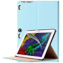 Чехол для Lenovo Tab 3 10.1 x70 Fashion case Голубой