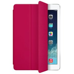 Чехол для iPad 9.7 2018 Apple Smart Case Малиновый