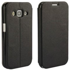 Чехол книжка для Samsung Galaxy Core Prime G360 G361 Flip Wallet Cover Копия Черный