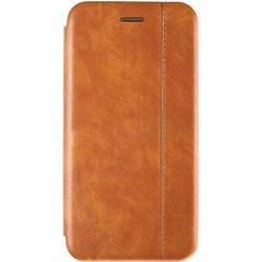 Чехол книжка для Samsung Galaxy S10 Plus G975 Book Cover Leather Gelius Коричневый