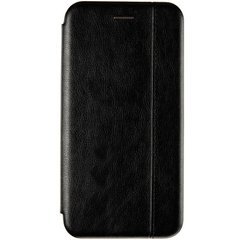 Чехол книжка для Huawei Nova 4 Book Cover Leather Gelius Черный