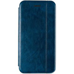 Чехол книжка для Huawei Nova 4 Book Cover Leather Gelius Синий