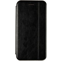 Чехол книжка для Huawei P Smart 2019 Book Cover Leather Gelius Черный
