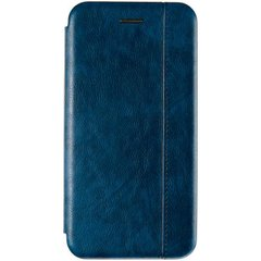 Чехол книжка для Huawei P Smart 2019 Book Cover Leather Gelius Синий