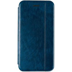 Чехол книжка для Xiaomi Redmi 6A Book Cover Leather Gelius Синий