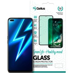 Защитное стекло для Realme 6 Pro Gelius Pro 3D Green Life (Eyes protection)